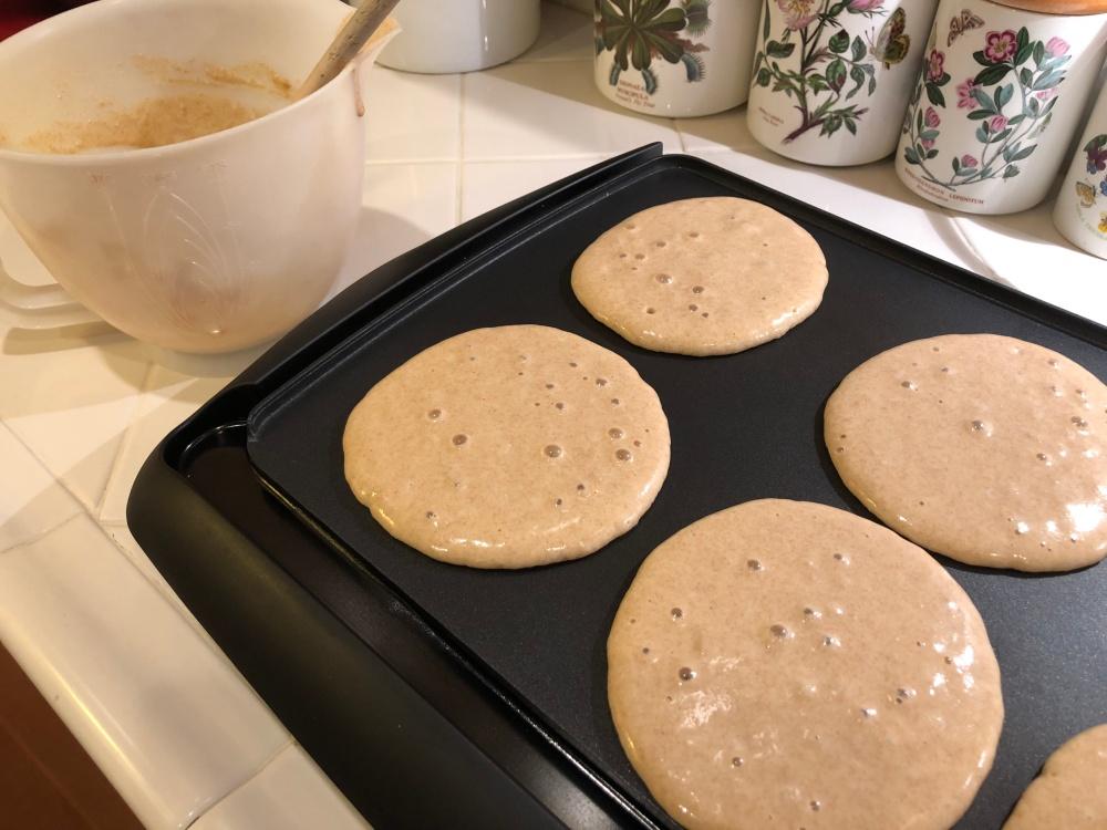 Whole Wheat Pancakes (4)